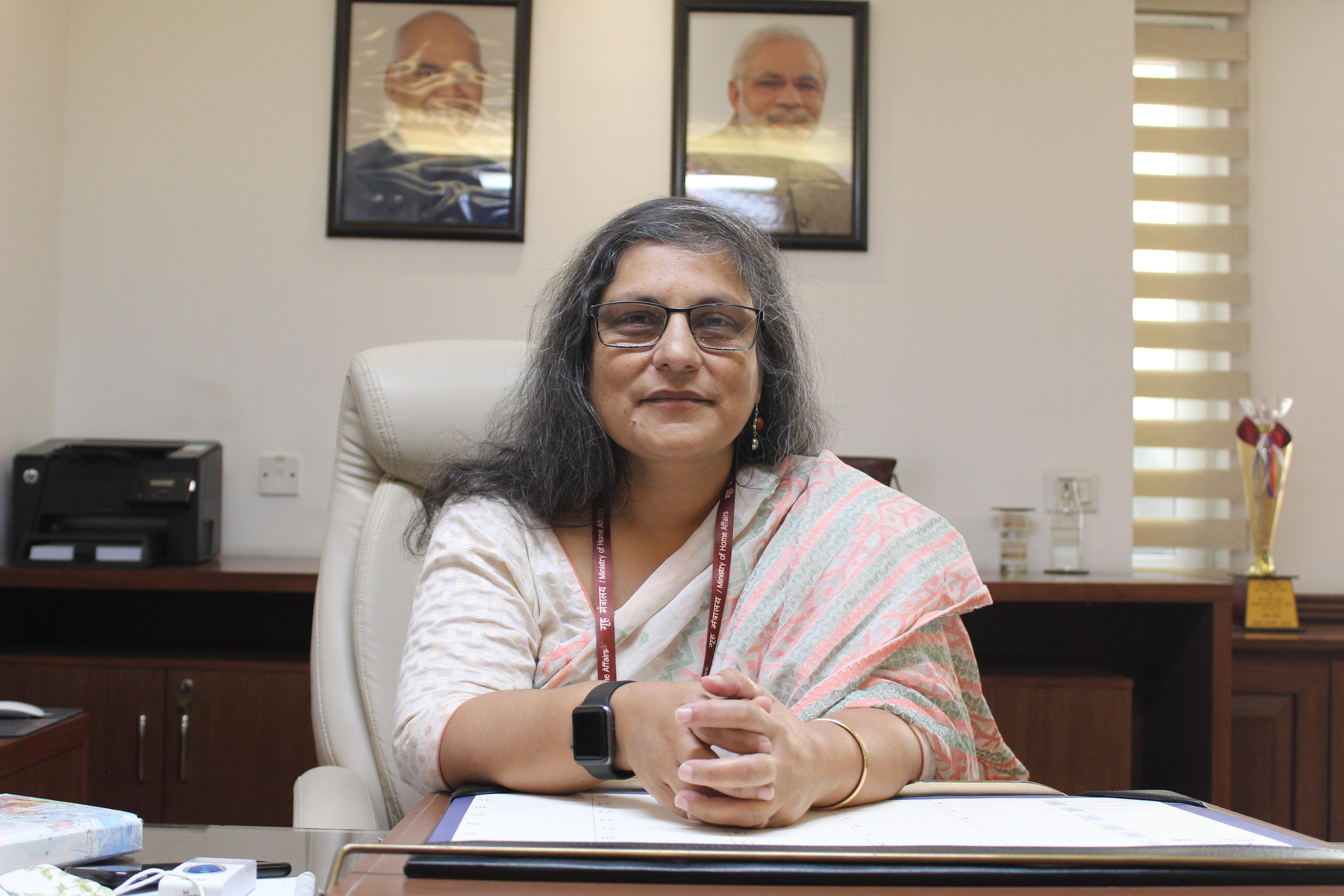 Ms. Debashree Mukherjee, CMD